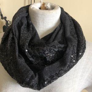 American Eagle lightweight dressy infinity scarf